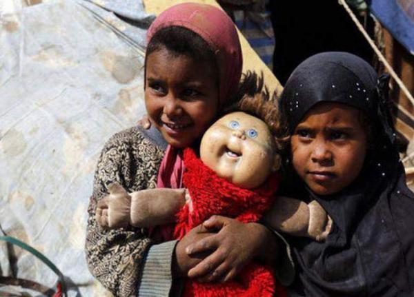 نسل کشی جمعی در یمن