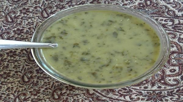 دستورپخت آش کارده غذای محلی شیراز