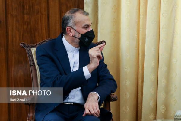 تاکیدات امیرعبداللهیان خطاب به مدیران وزارت امور خارجه