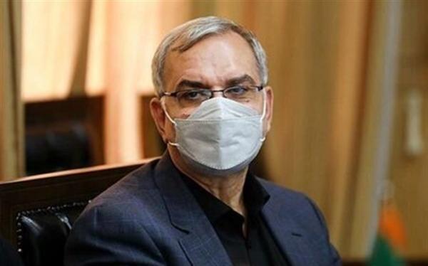 وزیر بهداشت: سیل واکسن کرونا به سمت کشور سرازیر شده است