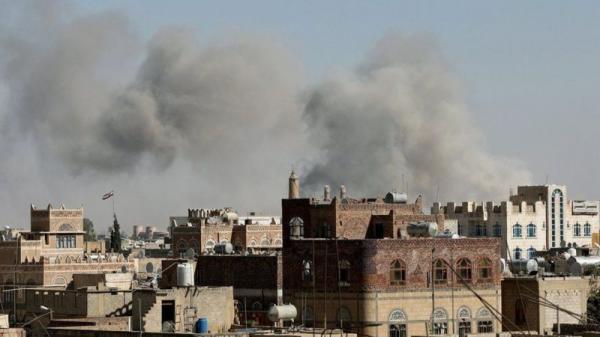 جنگنده های ائتلاف سعودی 27 بار مأرب یمن را بمباران کردند